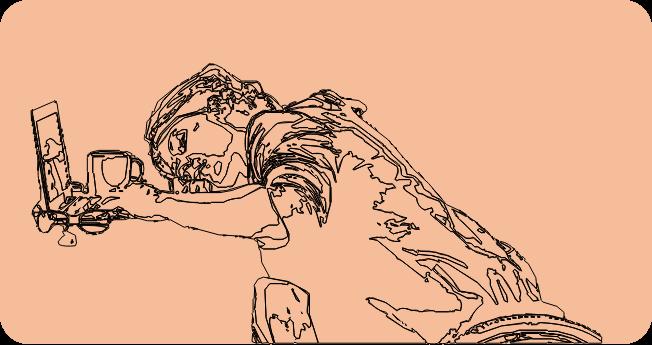 enfant avec troubles dys qui dort