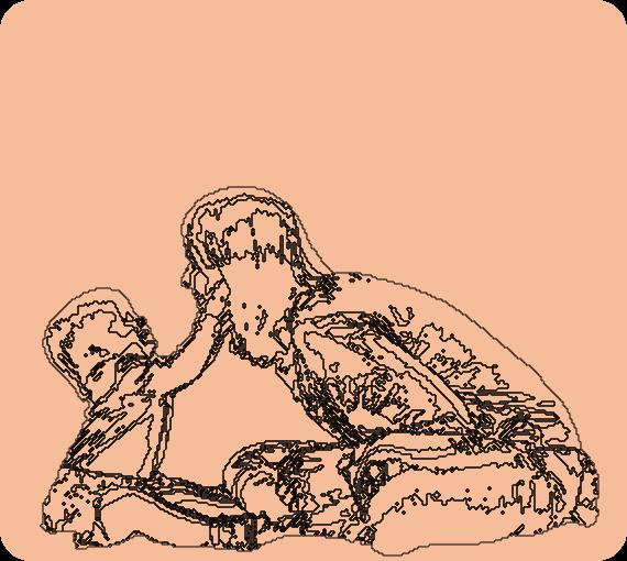 parent avec enfant dyslexique jeune