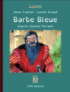 Barbe bleue 1ère de couverture