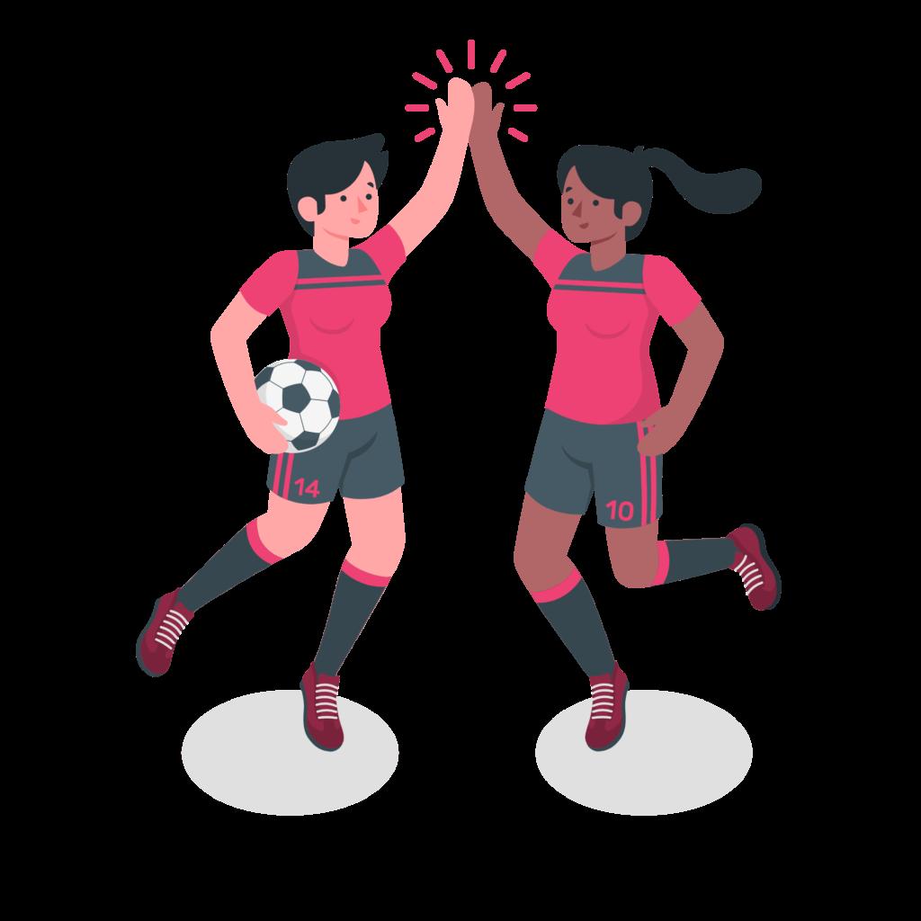 équilibre sport et réussite