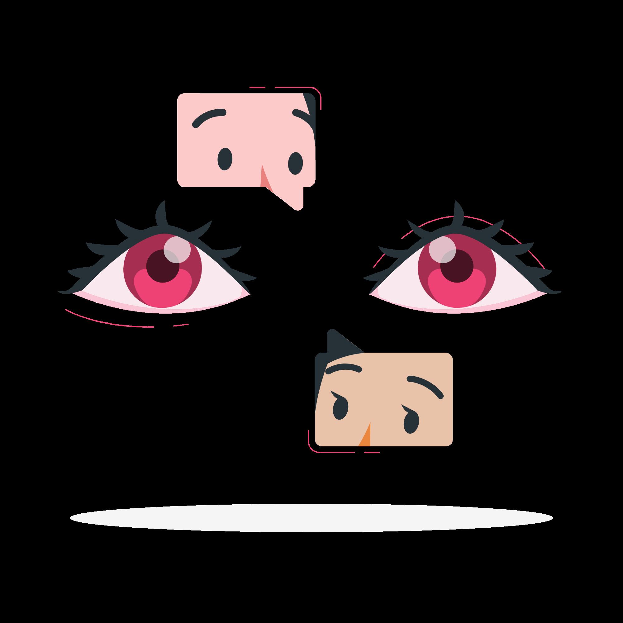 problème de vision apprentissage